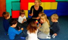Cvičení pro děti na Podlesí
