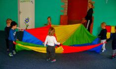 Cvičení pro rodiče s dětmi od září