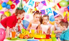 Pronájem prostor pro narozeninovou oslavu