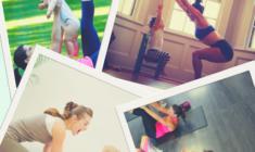 Kondiční cvičení pro maminky s dětmi 2020/2021