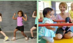 Pohybové hrátky pro děti 2020/2021